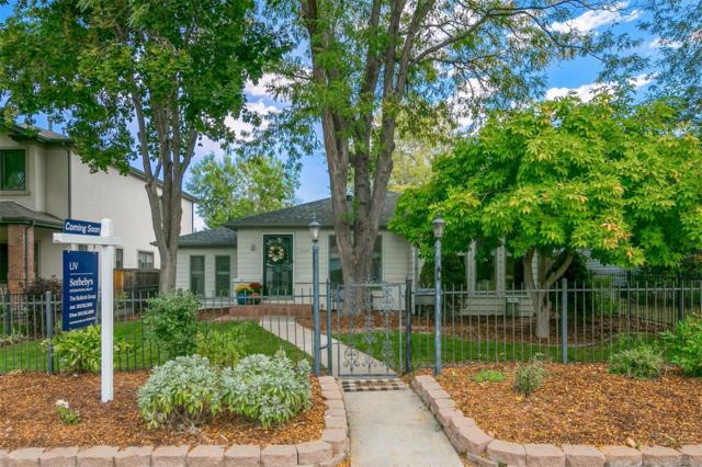 2684 S Adams Street, Denver, CO 80210 (MLS #5162951) :: Kittle Real Estate