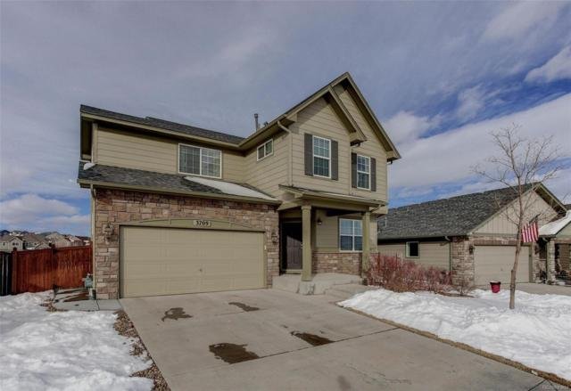 3709 Amber Sun Circle, Castle Rock, CO 80108 (#5163254) :: The Griffith Home Team