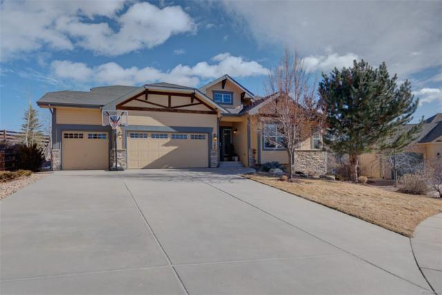 599 Burke Hollow Drive, Monument, CO 80132 (#5163396) :: Bicker Realty