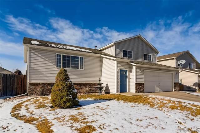 2817 39th Avenue, Greeley, CO 80634 (MLS #5163425) :: 8z Real Estate