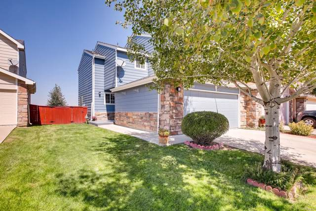 10659 E 96th Place, Commerce City, CO 80022 (#5163557) :: The DeGrood Team