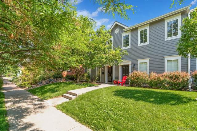 220 W 5th Avenue, Denver, CO 80204 (#5163650) :: West + Main Homes