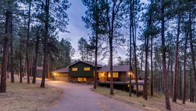 5393 Maggie Lane, Evergreen, CO 80439 (#5163987) :: The Heyl Group at Keller Williams