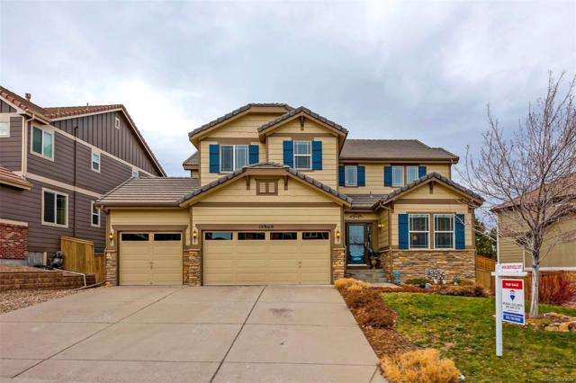 10969 Valleybrook Circle, Highlands Ranch, CO 80130 (#5164141) :: The DeGrood Team