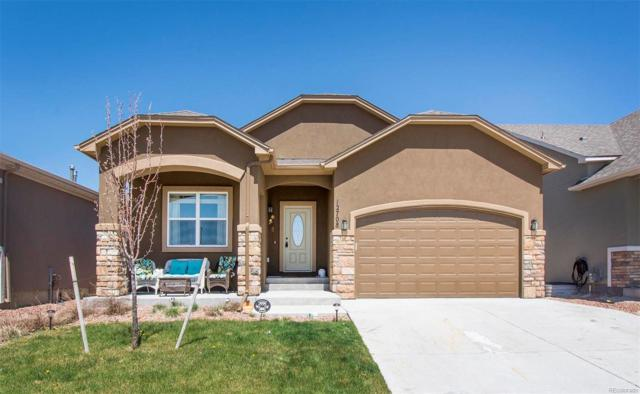 12708 Stone Valley Drive, Peyton, CO 80831 (#5164229) :: Bring Home Denver with Keller Williams Downtown Realty LLC