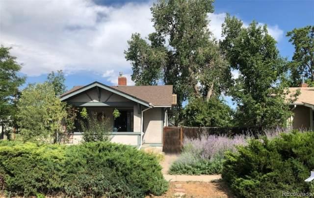 2700 S Bannock Street, Englewood, CO 80110 (#5164268) :: The Scott Futa Home Team