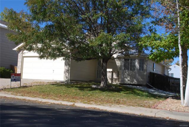5471 E 128th Drive, Thornton, CO 80241 (MLS #5164395) :: Kittle Real Estate
