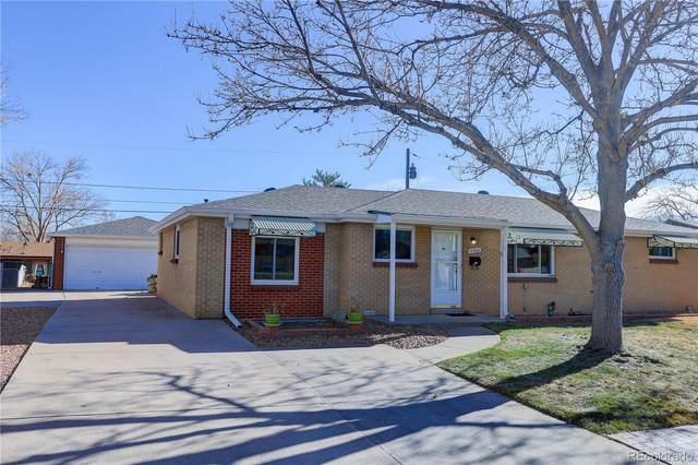 4560 Field Street, Wheat Ridge, CO 80033 (#5164983) :: Peak Properties Group