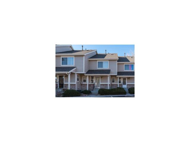 1470 S Quebec Way #195, Denver, CO 80231 (#5165163) :: The Dixon Group