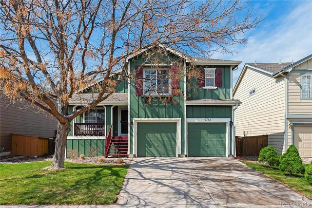9743 Burberry Way, Highlands Ranch, CO 80129 (#5165450) :: The Peak Properties Group