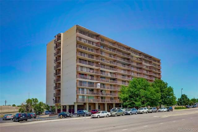2225 Buchtel Boulevard #609, Denver, CO 80210 (#5165874) :: Kimberly Austin Properties