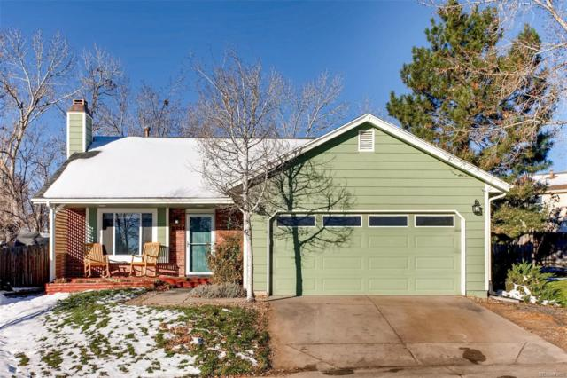 8611 S Everett Court, Littleton, CO 80128 (#5166022) :: House Hunters Colorado