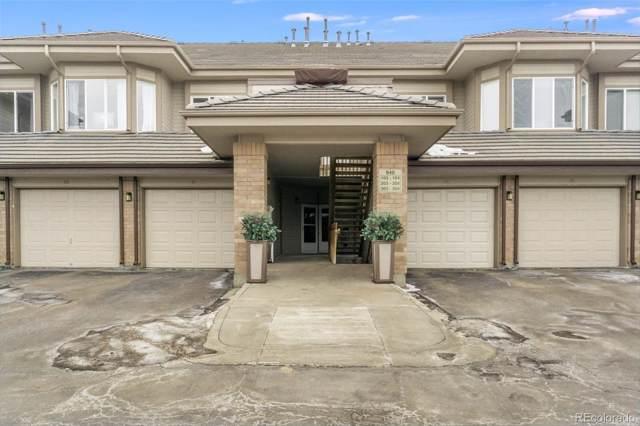 940 E Plum Creek Parkway #303, Castle Rock, CO 80104 (MLS #5166051) :: 8z Real Estate