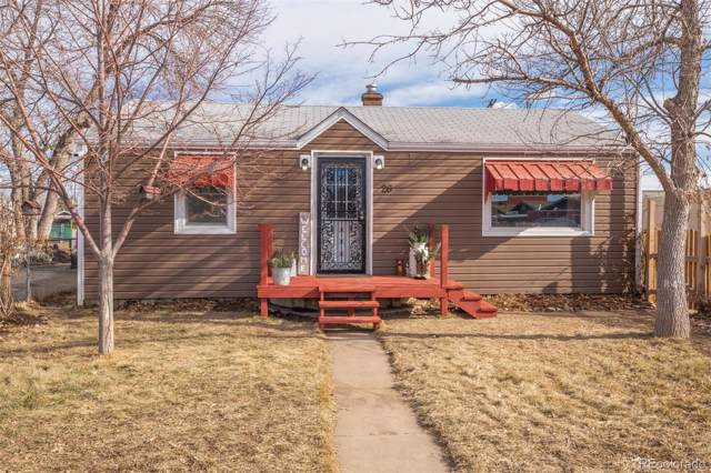 26 N 10th Avenue, Brighton, CO 80601 (#5166577) :: Real Estate Professionals