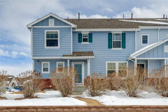 5810 Argonne Street A, Denver, CO 80249 (#5166845) :: Berkshire Hathaway HomeServices Innovative Real Estate