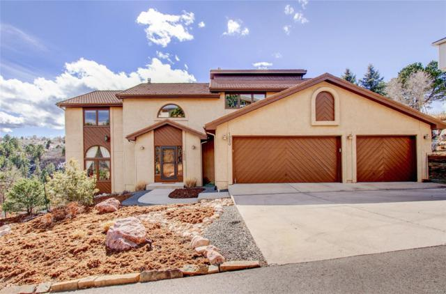 1330 Golden Hills Drive, Colorado Springs, CO 80909 (MLS #5167281) :: Bliss Realty Group