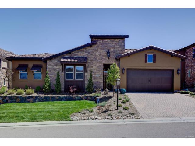 9364 Vista Hill Lane, Lone Tree, CO 80124 (MLS #5167313) :: 8z Real Estate