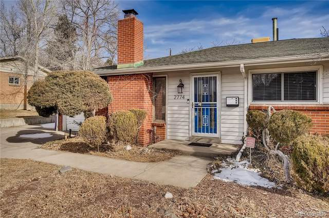 2774 S Zurich Court, Denver, CO 80236 (#5167340) :: iHomes Colorado