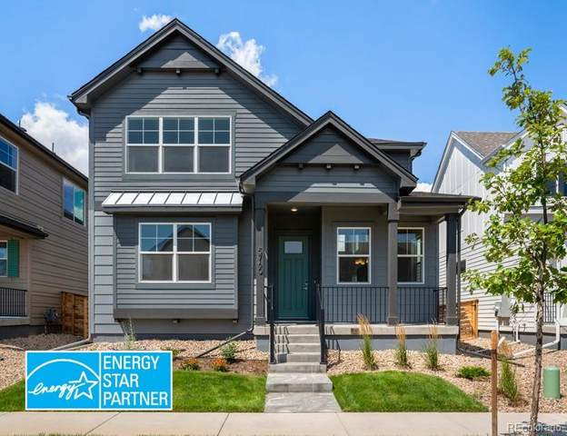 5760 Jedidiah Drive, Timnath, CO 80547 (#5167362) :: Realty ONE Group Five Star