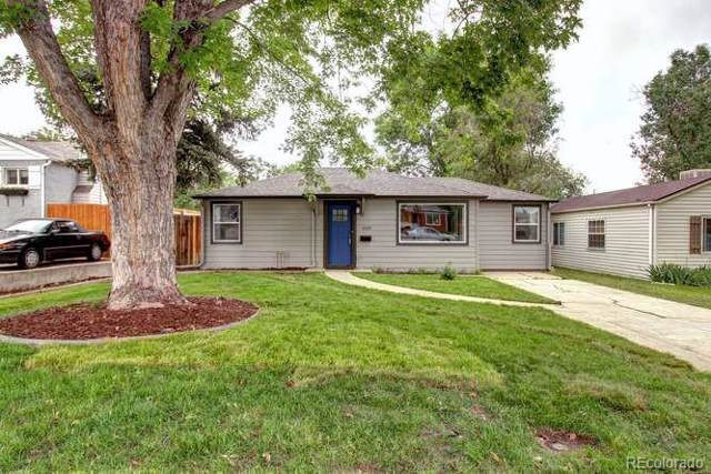 5337 S Louthan Street, Littleton, CO 80120 (#5167500) :: The Gilbert Group