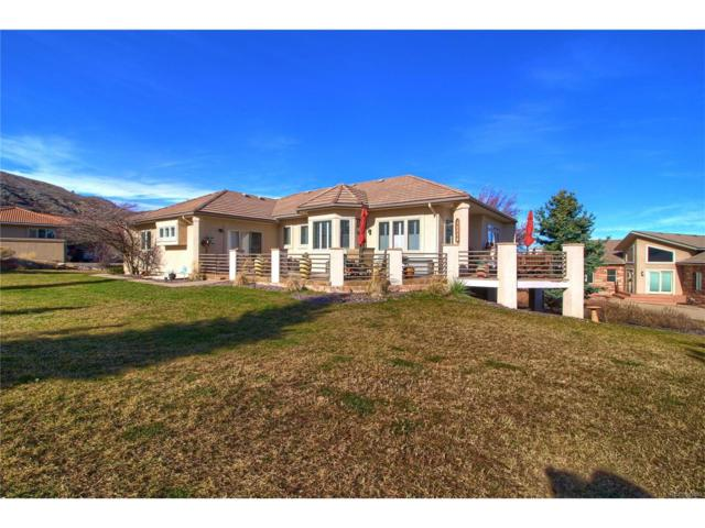 11064 Hermitage Run, Littleton, CO 80125 (#5167510) :: The Peak Properties Group