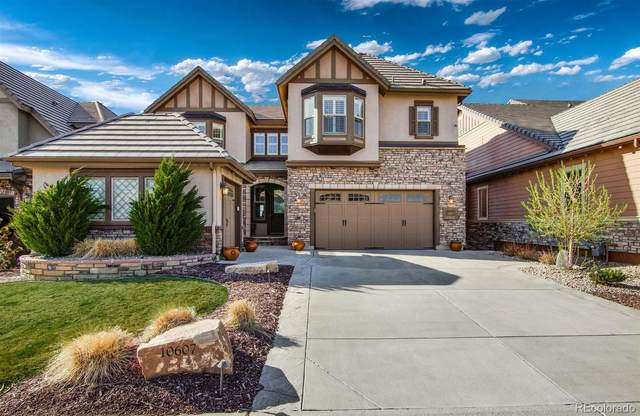 10607 Timberdash Avenue, Highlands Ranch, CO 80126 (#5167756) :: Mile High Luxury Real Estate