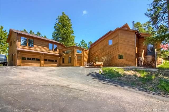 9720 Hilldale Drive, Morrison, CO 80465 (MLS #5168005) :: 8z Real Estate