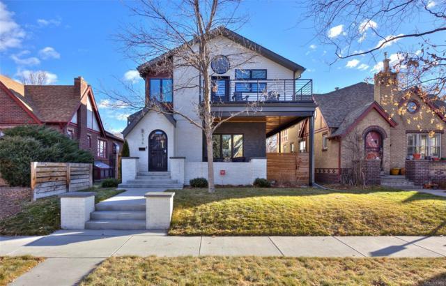 536 S Vine Street, Denver, CO 80209 (#5168332) :: Briggs American Properties