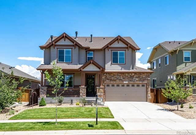 350 N Langdale Court, Aurora, CO 80018 (#5168798) :: Mile High Luxury Real Estate