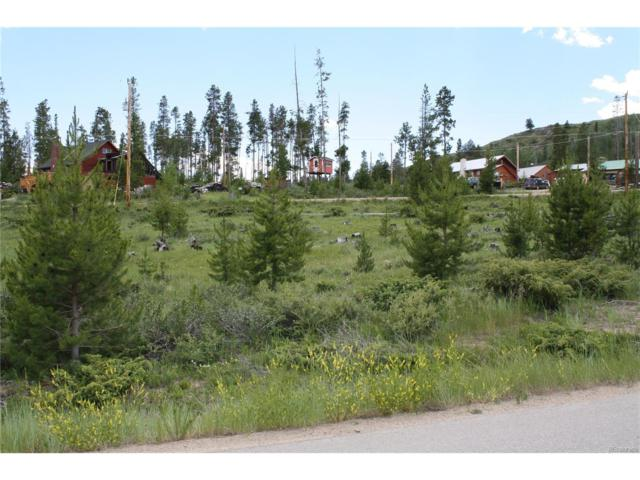 336 County Road 424, Grand Lake, CO 80447 (MLS #5169142) :: 8z Real Estate