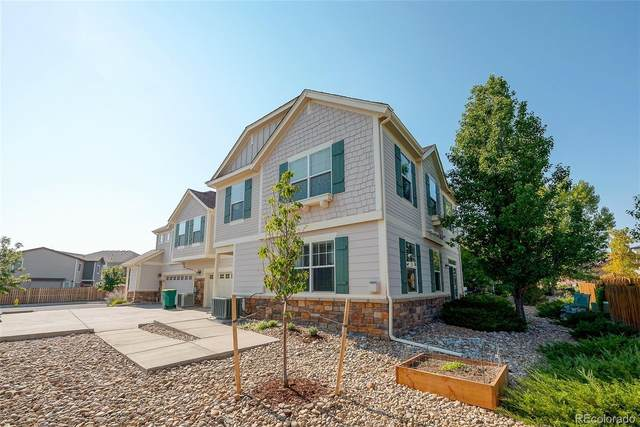11259 S Cedar Gulch Lane F, Parker, CO 80134 (#5170827) :: Bring Home Denver with Keller Williams Downtown Realty LLC