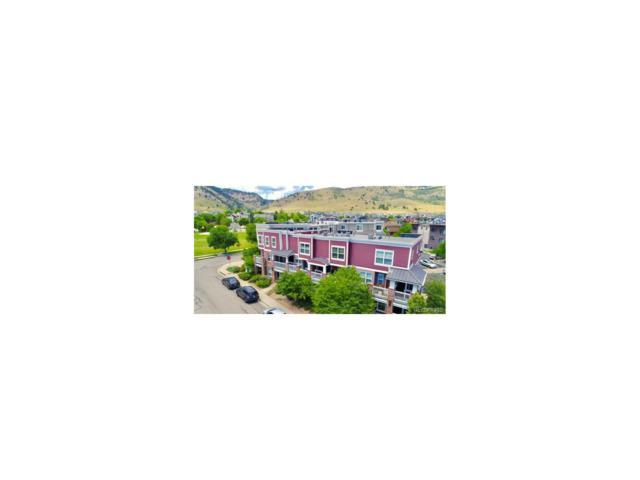 801 Chinle Avenue 8C, Boulder, CO 80304 (MLS #5171398) :: 8z Real Estate