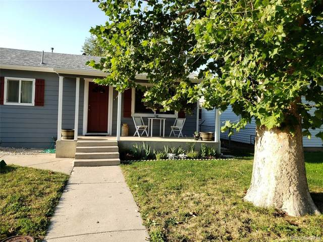 1805 6th Street, Greeley, CO 80631 (#5171421) :: The Harling Team @ HomeSmart