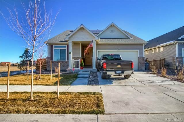 10294 Yampa Street, Commerce City, CO 80022 (MLS #5171673) :: 8z Real Estate