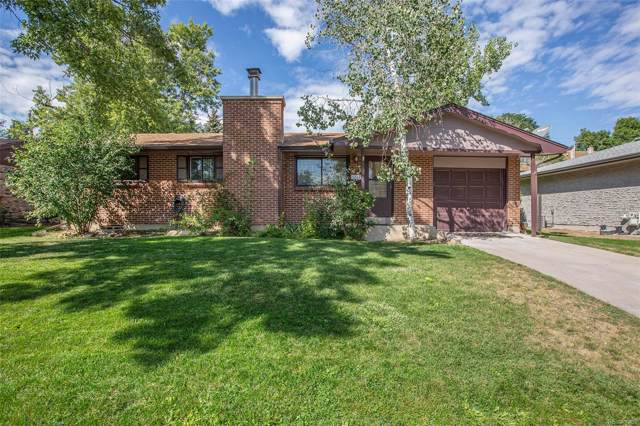 5617 S King Street, Littleton, CO 80123 (MLS #5172097) :: 8z Real Estate