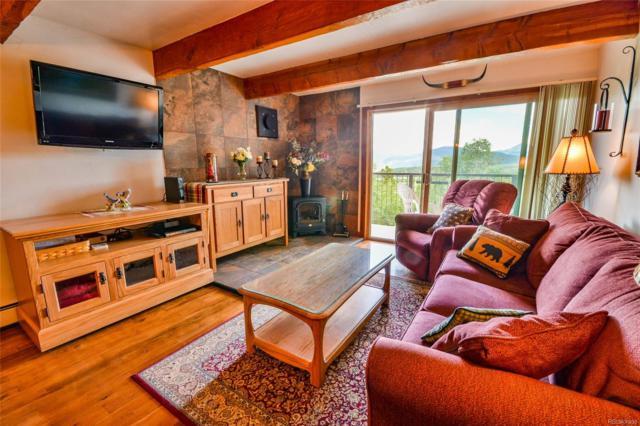 7126 Ryan Gulch Road #7126, Silverthorne, CO 80498 (#5172389) :: HomeSmart Realty Group