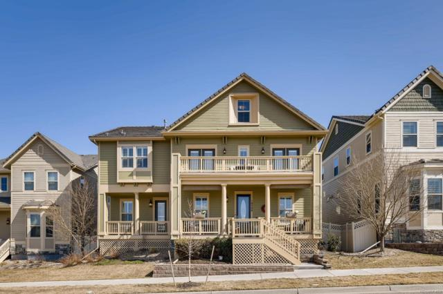 10246 Greentrail Circle, Lone Tree, CO 80124 (#5172434) :: The HomeSmiths Team - Keller Williams