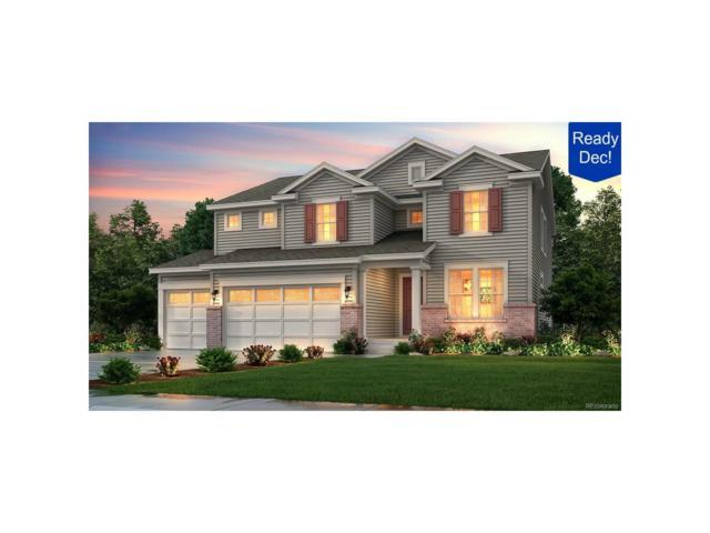 8790 Lanceleaf Street, Parker, CO 80134 (MLS #5172523) :: 8z Real Estate