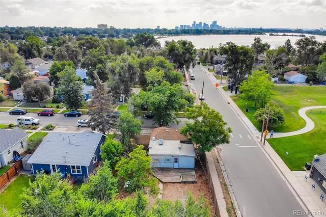 2401 Benton Street, Edgewater, CO 80214 (MLS #5172831) :: Kittle Real Estate