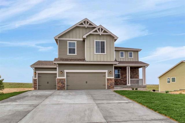 5609 En Joie Place, Elizabeth, CO 80107 (#5172951) :: HomePopper