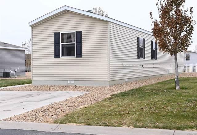 4213 Mesquite Lane #192, Evans, CO 80620 (MLS #5173002) :: 8z Real Estate