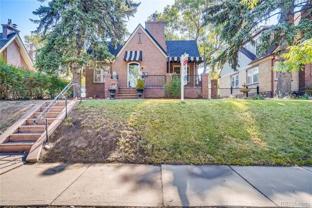 1270 Dexter Street, Denver, CO 80220 (#5173304) :: Chateaux Realty Group