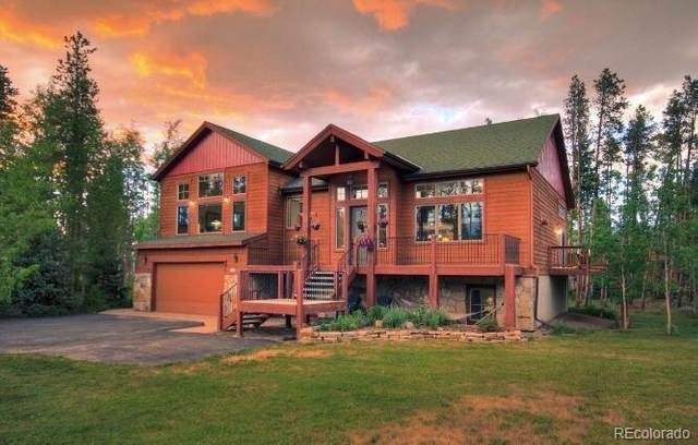 27 Fairview Circle, Breckenridge, CO 80424 (MLS #5173375) :: Kittle Real Estate