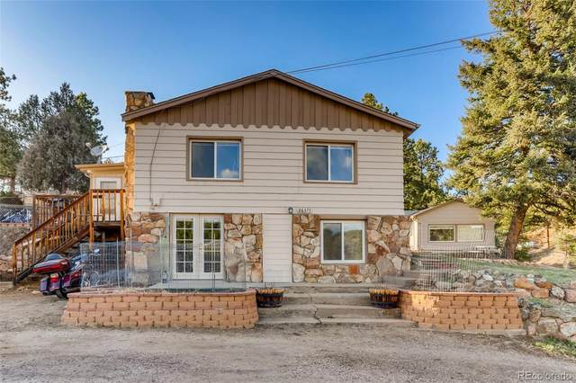 26371 Hilltop Drive, Evergreen, CO 80439 (MLS #5173444) :: 8z Real Estate