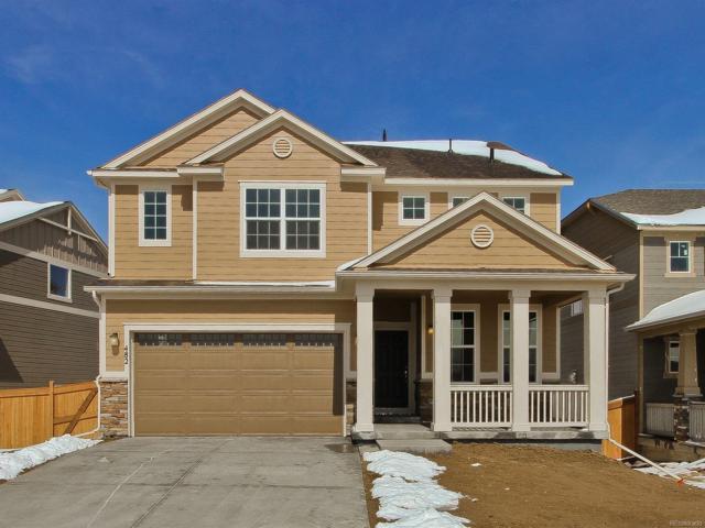 482 Hyde Park Circle #5, Castle Pines, CO 80108 (#5173480) :: Colorado Team Real Estate