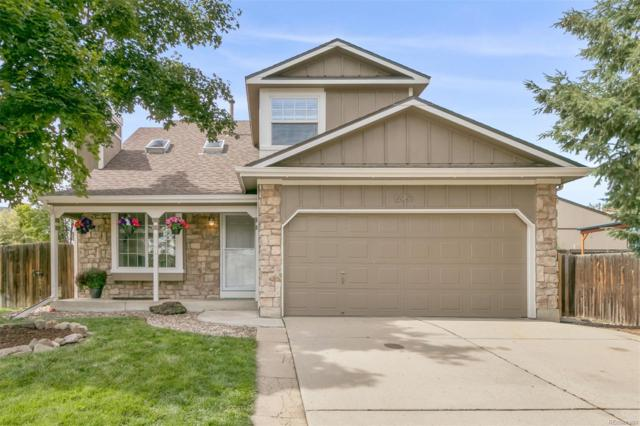 5991 S Oak Way, Littleton, CO 80127 (#5173545) :: The Griffith Home Team