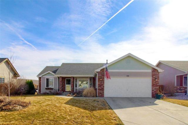 215 Tartan Drive, Johnstown, CO 80534 (#5173737) :: The Heyl Group at Keller Williams