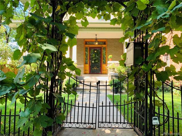1675 N Steele Street, Denver, CO 80206 (#5173829) :: Chateaux Realty Group