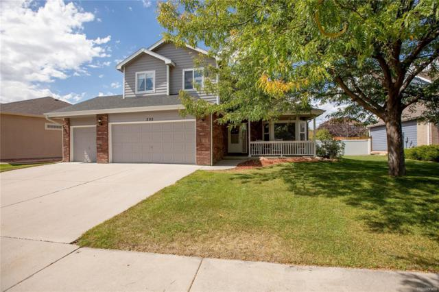 208 Cattail Bay, Windsor, CO 80550 (#5173876) :: The Peak Properties Group