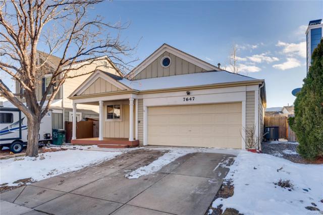 7647 Elmwood Street, Littleton, CO 80125 (#5174077) :: Compass Colorado Realty